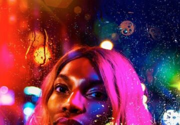 Michaela Coel's I May Destroy You TV series.